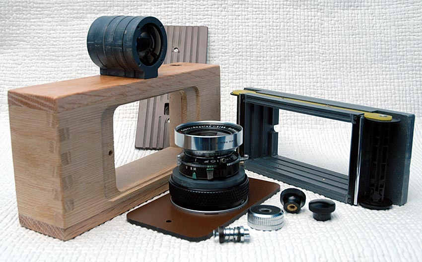 A high quality diy 6x12 camera project by Steve Smith.