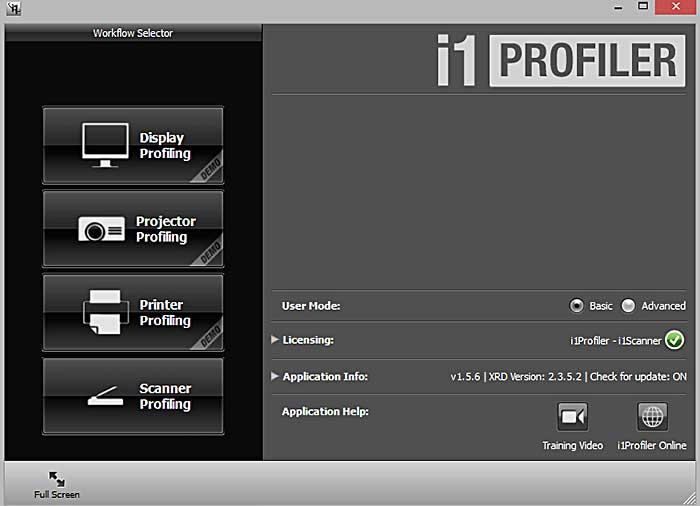 Epson Perfection V850 Pro review - Color profiling