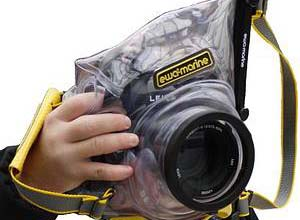 Ewa Marine Bag type UV housing for DSLR a Review