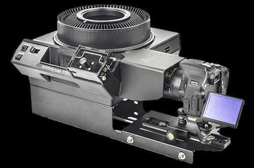 the diy high speed slide digitizer project