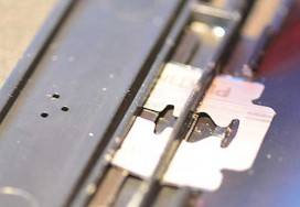Epson V850 film holder mod