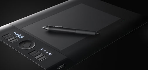 A review of the wacom inutos 4 medium sized pen tablet